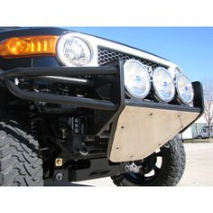 N-Fab Front Bumper [T063RSP] - $699.00 : Pure FJ Cruiser Accessories, Parts and Accessories for your Toyota FJ Cruiser