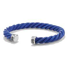 Men's David Yurman Leather Cuff Bracelet ($450) ❤ liked on Polyvore featuring men's fashion, men's jewelry, men's bracelets, mens watches jewelry, mens leather cuff bracelets, mens bracelets, mens leather bracelets and david yurman mens bracelets