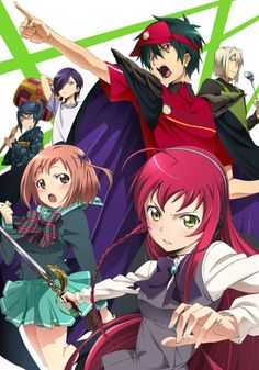FUNimation Adds Third Clean 'The Devil Is A Part-Timer' Ending