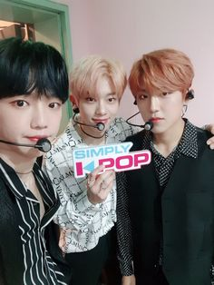 190531 Simply K-Pop [Youngmin × Donghyun × Woojin] Birthday Dates, Set Me Free, Korean Group, Bias Wrecker, Kpop Groups, New Music, Entertaining, Songs, Shit Happens