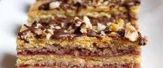 Bratislavský koláč s rybízovo ořechovou náplní Krispie Treats, Rice Krispies, Cold Brew, Tiramisu, Banana Bread, French Toast, Breakfast, Ethnic Recipes, Sweet