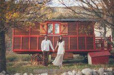 dress Evan by Aurelia Hoang || Reego Photography - Inspiration mariage gipsy - La ferme Saint Pierre - La mariee aux pieds nus