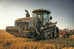 Agriculture, AGCO Challenger MT800E Series Tractors