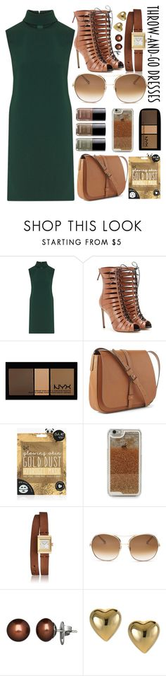 """Ready to go"" by puljarevic ❤ liked on Polyvore featuring Theory, Chanel, Francesco Russo, NYX, Gap, LMNT, Gucci, Chloé, Honora and GREEN"