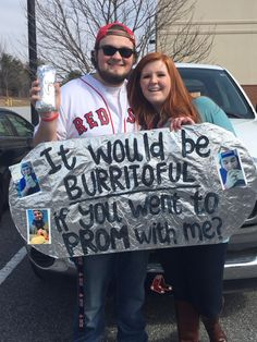 Promposal Ideas Promposal Puns Ways to ask someone to a dance Promposal Food Cute Prom Proposals, Homecoming Proposal, Prom Pictures Couples, Prom Couples, High School Dance, School Dances, Friday Night Lights, Sadies Dance, Asking To Prom