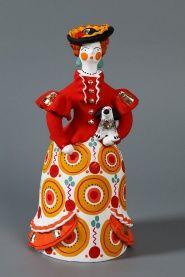 Дымковская глиняная игрушка - Традиции