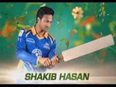 Shakib al hasan 54 runs from 47 balls and 1 wicket in CPL 2016