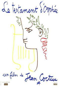 Le testament d'Orphée - Jean Cocteau