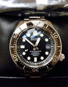 Seiko Diver, Seiko Watches, Luxury Watches, Fashion Design, Style, Accessories, Fancy Watches, Swag, Outfits