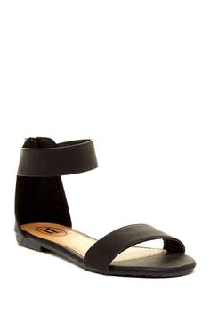 Great Ankle Strap Sandals