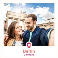 👫 #Berlin is best known for its historical associations as the German capital, internationalism and tolerance, lively nightlife, its many cafés, bars, street arts, numerous museums, palaces and other sites of historic interest. 🔗 Check the best flight connections to Berlin: https://www.lucky2go.com ✈