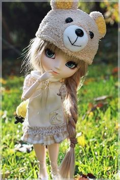 Bear pullip!!!!  Love itt