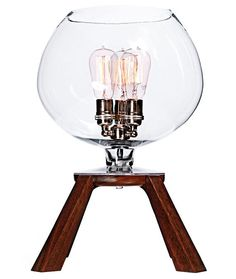 2010 Hit List: Glass Series No. 4 Lamp by Brandon Morrison | California Home + Design