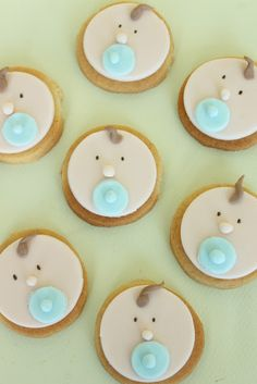 Sharon Wee - Wee Love Baking -   Perfect cookies for baby showers, christenings and more!    See more at http://www.sharonwee.com.au/