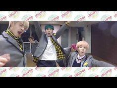 임팩트[IMFACT] 롤리팝(lollipop) 안무영상(Dance Practice) Eye Contact ver. - YouTube
