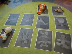 Begeleide of zelfstandige activiteit – Identificatiespel met knuffels! Autism Activities, Activities For Kids, Children With Autism, Age 3, 3 D, Creative, Baby, Kid Activities