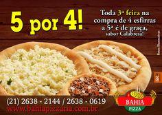 Promoção de Terça-feira!! #BahiaPizzaria #Efirra #VemPraBahiaPizzaria