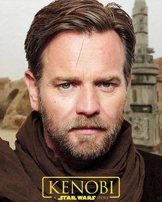 Obi-Wan Kenobi | #starwars #starwarsart #starwarsfanart #obiwankenobi #kenobi