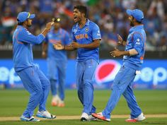 ICC World Cup 2015 India vs Bangladesh: India boom in the semifinals after beating BangladeshIndia, growing in confidence with every game, beat Bangladesh by 109 runs Thursday in the quarterfinals of the World Cup.
