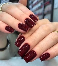 The Best Red Nails, red nail designs, and red nails ideas Of The Year | #rednails #rednaildesigns #rednailsideas