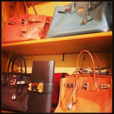 In love with Hermes Birkin Bags