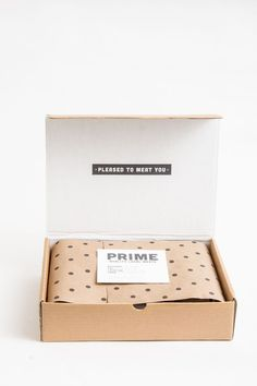 Packaging inspiration for the holidays