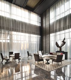 Keraton Lounge at Lobby - Keraton at The Plaza, a Luxury Collection Hotel, Jakarta