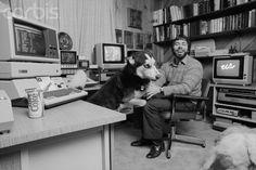 Steve Wozniak May 1983 Steve Wozniak, Computers, Technology, Dogs, Animals, Personality, Tech, Animales, Animaux