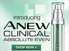 Newest Avon Clinical multi-tone skin corrector. Corrects discoloration and firms