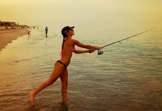 Reel Sexy Fishin ♥ ;) Fishing Girl