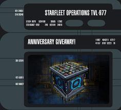 Base Estelar Nexus: STO: Regalo aniversario
