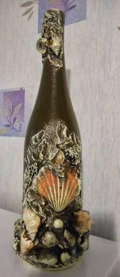 Resultado de imagem para морские бутылки