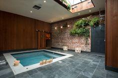 Former Auto Body Shop Transformed Into Zen Bathhouse - Design Milk