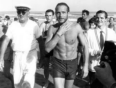 No, that's not Matthew McConaughey, it's Paul Newman...timeless!