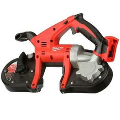 (Sponsored Link) Milwaukee M18 18-Volt Lithium-Ion Cordless Band Saw (Tool-Only)