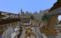 a minecraft lobby 2