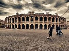 Arena di Verona, Italy — Must go see an opera there. Italy Vacation, Italy Travel, Italy Trip, Vacation Deals, Vacation Places, Travel Europe, Day Trips From Venice, Cool Places To Visit, Places To Go
