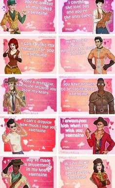 Fallout ~ Valentines