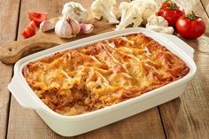 Receptek a kategóriában Karfiolos lasagne. Válaszd ki a legjobb receptet a receptmuhely.hu adatbázisából és élved a finom ételek ízét.