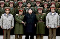 North Korea Leader Kim Jung Un Body Language Shows Fear in Midst of Threats As He Is Controlled By Father's....
