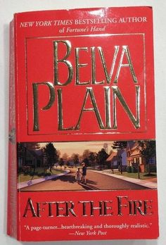After the Fire by Belva Plain (2001 - Paperback - Reprint)