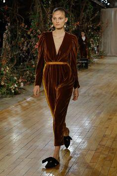 Ulla Johnson Fall 2017 Ready-to-Wear Collection Photos - Vogue