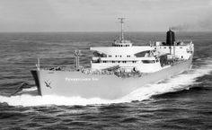 S Tanker Pennsylvania Sun 1962 Tanker Ship, Oil Tanker, Merchant Navy, Concept Ships, Tug Boats, Sailing Ships, Pennsylvania, History, Sun