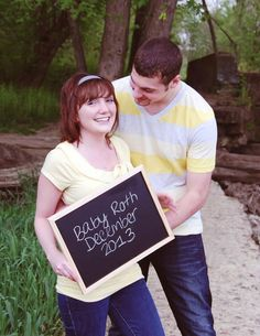 Pregnancy Announcement/ Pregnancy Reveal