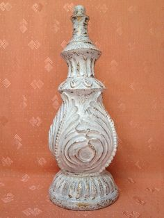 Shabby Chic Finial Decor Restyled Home Decor by VintagerStyle, $36.00