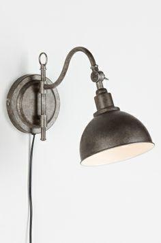 Vägglampa Ekelund i färgerna Metallic inom Belysning - Jotex 549