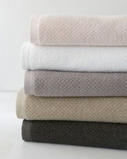 eileen fisher organic cotton towels