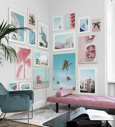 Find inspiration for creating a picture wall of posters and art prints. Endless inspiration for gallery walls and inspiring decor. Create a gallery wall with framed art from Desenio. Room Wall Decor, Bedroom Decor, Desenio Posters, Inspiration Wand, Aesthetic Rooms, New Room, Girls Bedroom, House Design, Interior Design