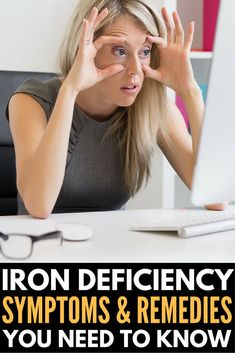 From natural remedies and diet, to supplements and exercise, learn how I'm treating my symptoms of iron deficiency anemia. Health Benefits Of Grapefruit, Cinnamon Health Benefits, Banana Benefits, Iron Deficiency Symptoms, Vitamin Deficiency, Ferritin Deficiency, Frankincense Oil Uses, Calendula Benefits, Health