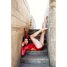 Dancer - Candy Tong. Location - San Francisco, California. www.BalletZaida.com